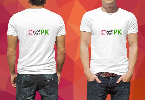 T shirt Printing with Front back