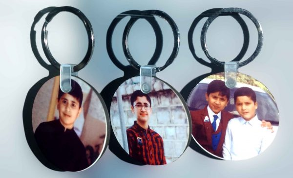keychains printings with photo