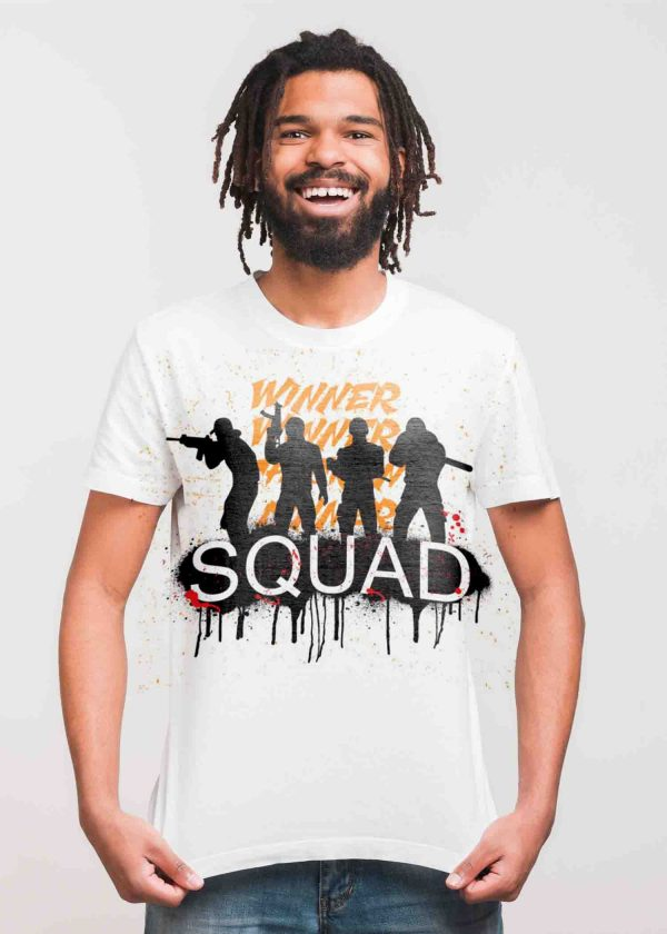T-shirts For pubg players
