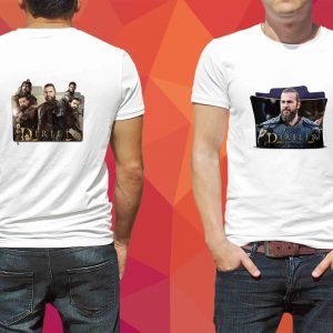 Ertugrul T-shirt with Custom Front Back Printing