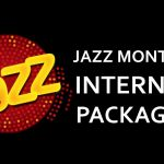 Mobilink Jazz Monthly Internet Packages 2021