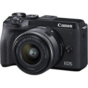 Canon EOS M6 Mark II Mirrorless