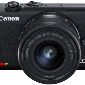 Canon EOS M200 Mirrorless Camera with 15-45mm Price in Pakistan