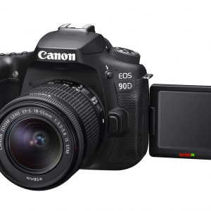 Canon EOS 90D with 18-55 DSLR Camera Price in Pakistan