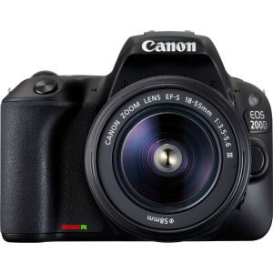 Canon 200D DSLR Camera