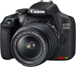 Canon 1500D DSLR Camera