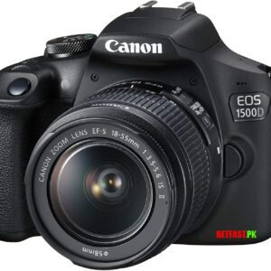 Canon 1500D DSLR Camera With 18-55mm Price in Pakistan