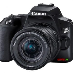 Canon eos 250D DSLR Camera with 18-55mm Lens Price in Pakistan