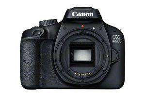 Canon EOS 4000D DSLR Camera Body