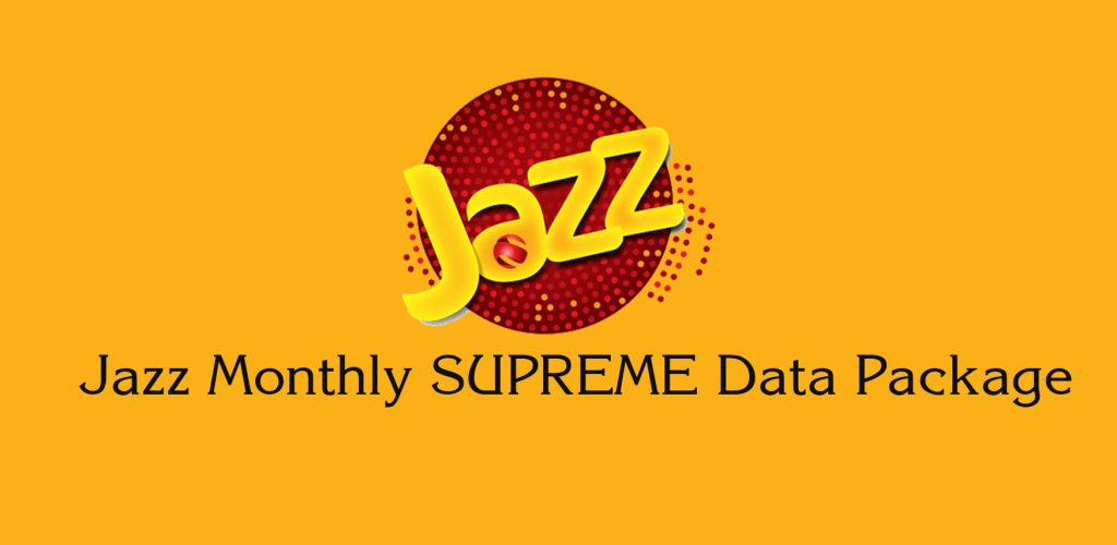 Jazz Monthly SUPREME Data Package