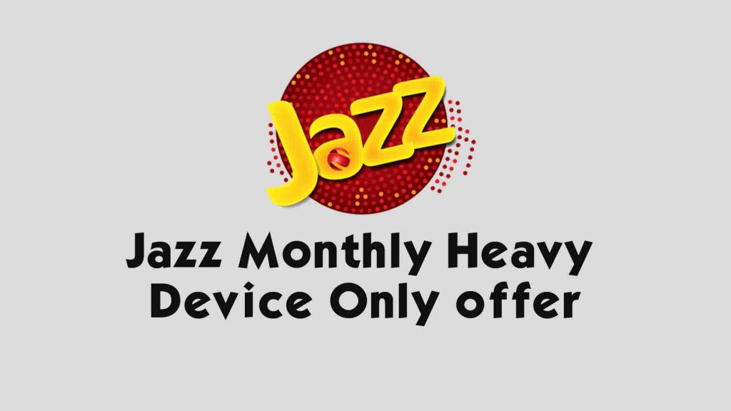 Jazz Monthly Heavy -Device Only offer