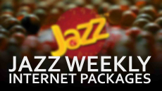 Jazz Weekly All in One SOCIAL Internet Data OFFER