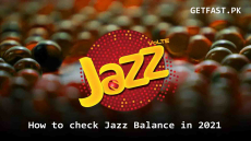 how to check jazz balance in 2021